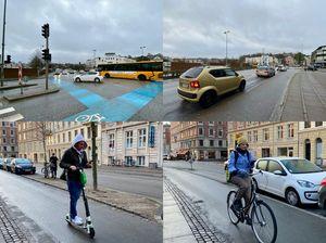 [사진]북유럽에서는 전동킥보드, 전기자전거 등이 일반적인 교통수단이다. /letmeout@osen.co.kr