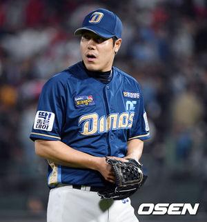 [사진] NC 김진성 /OSEN DB