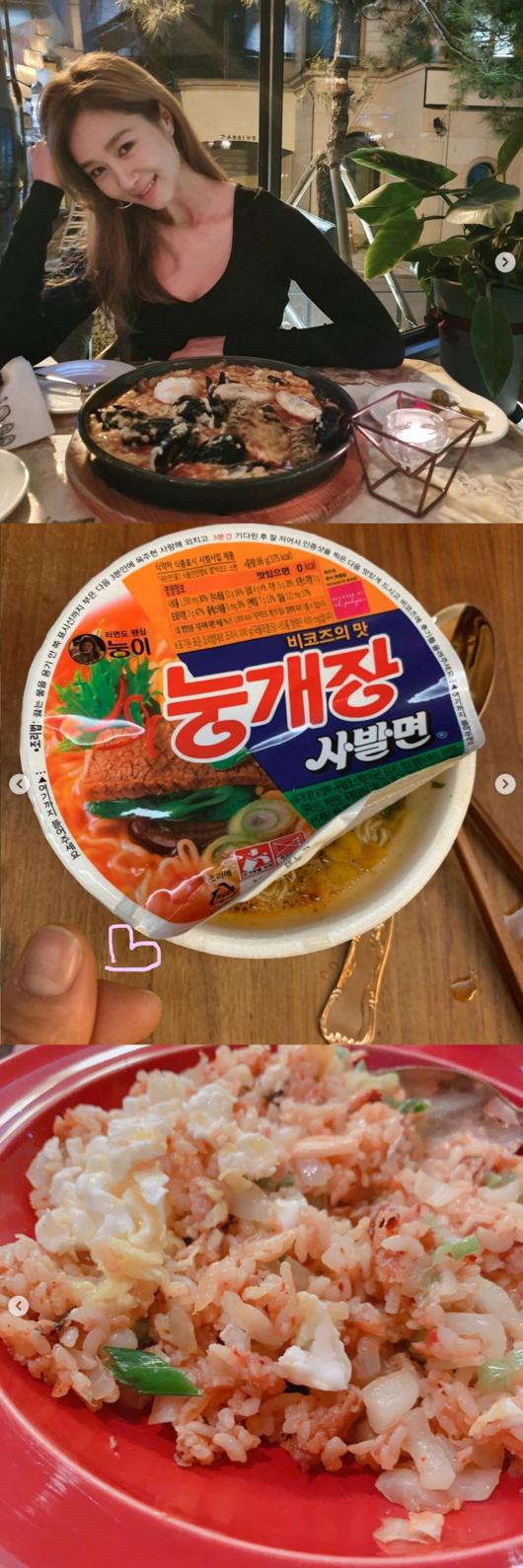 [사진] 옥주현 SNS