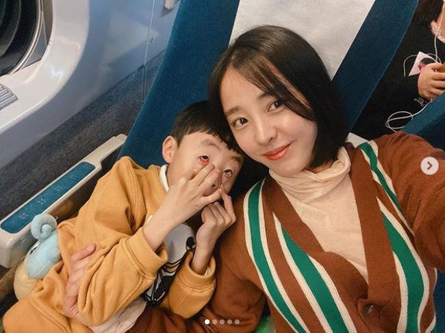 박은혜 SNS