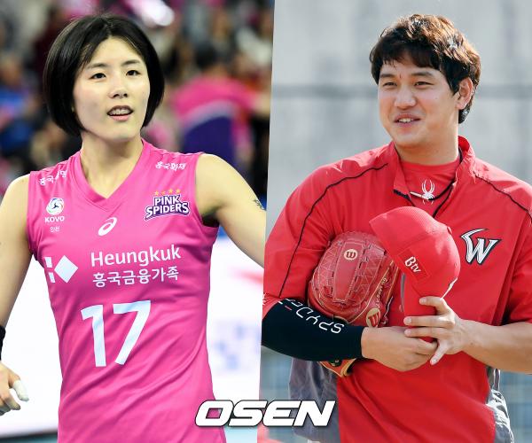[사진] 이재영(좌)-서진용(우) / OSEN DB