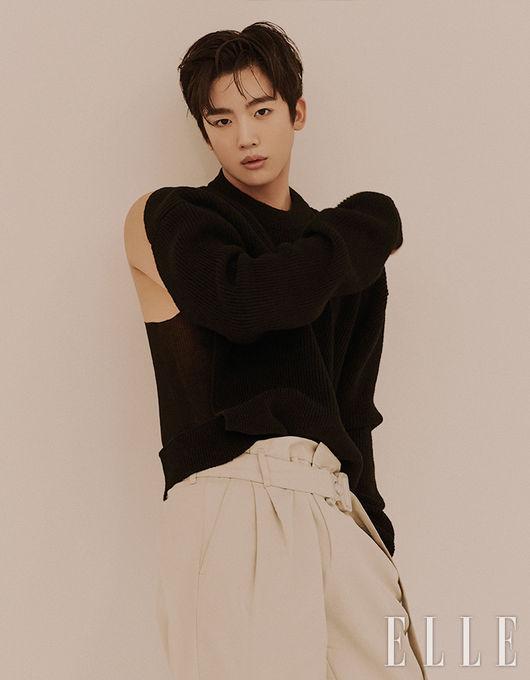 김요한 ''젊고 빛나는 20대, 아이돌로서의 삶을 충분히 누리고파'' [화보]