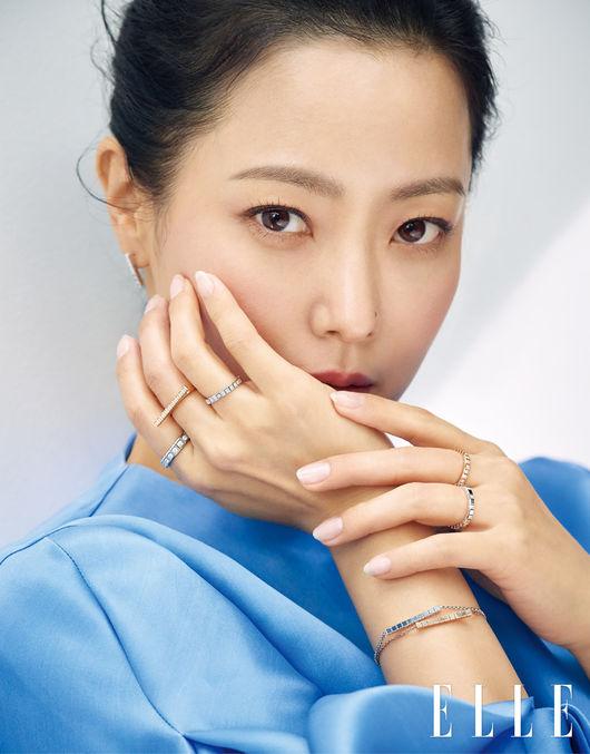 김희선, 대한민국 원조 미녀의 클라스[화보]
