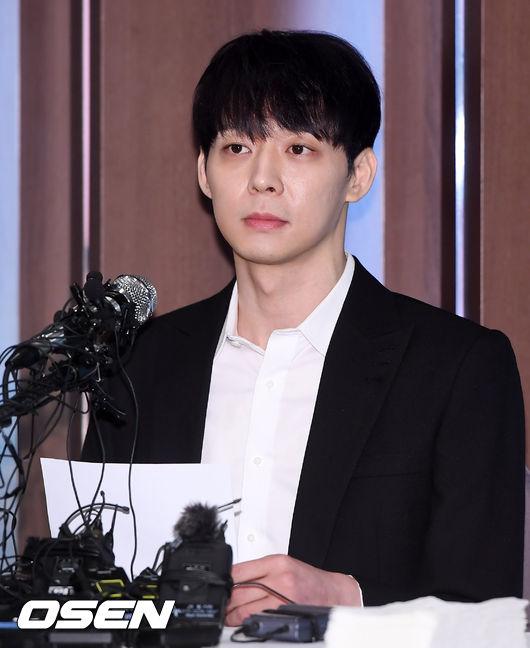 박유천, '은퇴 번복' 후 광폭 행보…팬클럽 창설→고가 화보집→생일 파티 [종합]