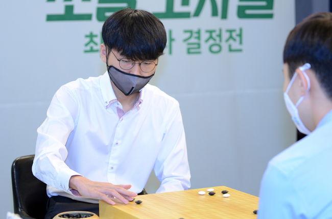 [사진]신진서 /한국기원