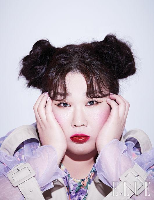 '운동뚱' 김민경