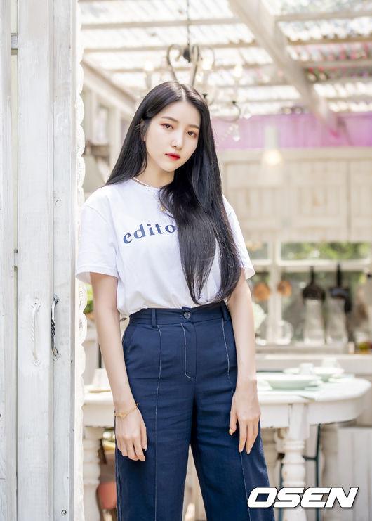 [OSEN=이대선 기자] 여자친구 소원 /sunday@osen.co.kr