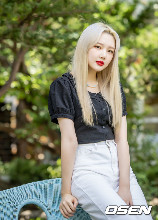 [OSEN=이대선 기자] 여자친구 예린 /sunday@osen.co.kr