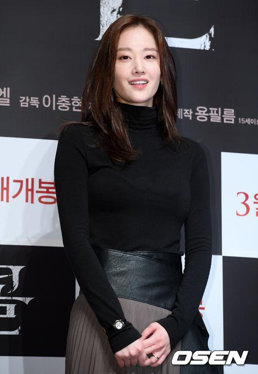 [OSEN=조은정 기자]배우 전종서가 포즈를 취하고 있다. /cej@osen.co.kr