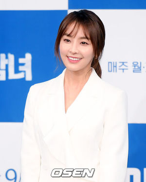 [사진=OSEN DB] 배우 정유미가 '검법남녀 시즌2' 제작발표회에 참석해 포토타임을 갖고 있다.