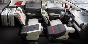 시트로엥 뉴 C3 에어크로스 SUV 실내.