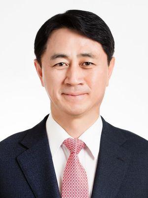 [사진] 신무철 사무총장 / 한국배구연맹 제공