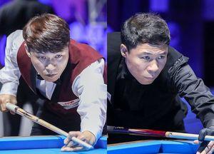 [사진]최성원(왼쪽)과 허정한 /코줌 제공