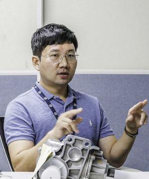 트레일블레이저 엔지니어 홍임택 차장.