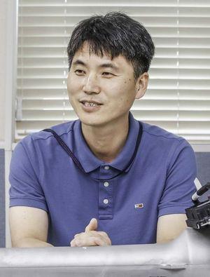 트레일블레이저 엔지니어 서영민 차장.