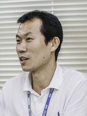 트레일블레이저 엔지니어 박동섭 차장.