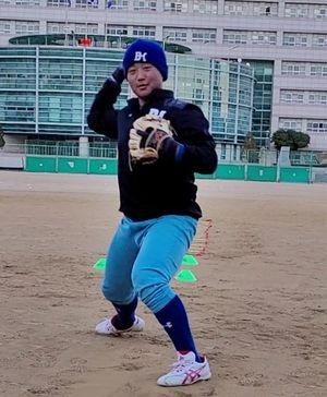 [사진] 부산고 야구부 제공